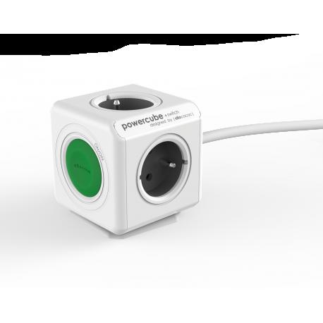 Przedlużacz PowerCube Extended + Switch - z wyłącznikiem