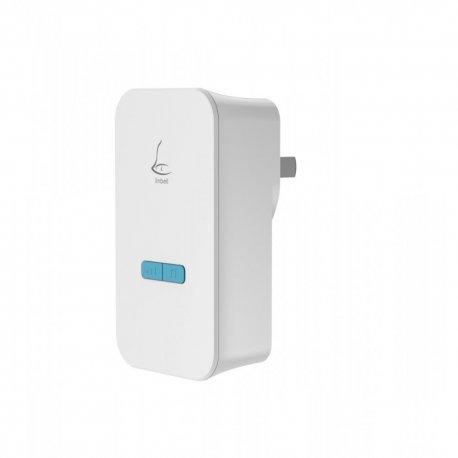 Dodatkowy dzwonek - odbiornik LINBELL G4 - sieciowy gniazdkowy