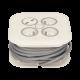Przedłużacz zwijany 7 m 3 gniazda 230 V + 2 gniazda USB 3x2P+Z ORNO OR-AE-1376 z płaską wtyczką