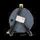 Przedłużacz bębnowy 15 m 4 gniazda 230 V 4x2P+Z ORNO OR-AE-1339/L, limonkowy