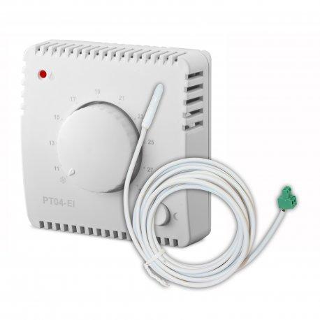 Termostat przewodowy Elektrobock PT04 regulowany pokrętłem