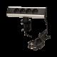Gniazdo biurkowe z zaciskiem śrubowym 4x250V AC  + ładowarka USB ORNO OR-AE-13103 z 1,8 m przewodu