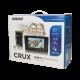 Wideodomofon przewodowy ORNO CRUX 7˝ - dotykowy - OR-VID-VP-1049