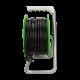Przedłużacz bębnowy 40 m 4 gniazda 230 V 4x2P+Z 16A ORNO OR-AE-13120/B/40M