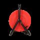 Przedłużacz bębnowy 25 m 4 gniazda 230 V 4x2P+Z 16A IP44 ORNO OR-AE-13121/B/25M guma H05RR-F