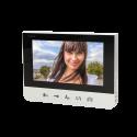 Monitor bezsłuchawkowy LCD 7'' do wideodomofonów z serii ORNO BASTION - OR-VID-CK-1039MV