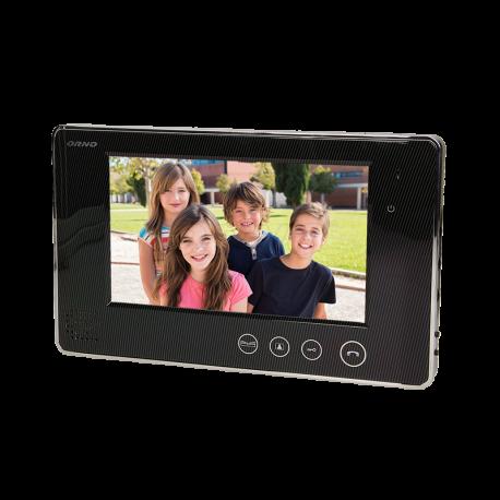 Monitor bezsłuchawkowy LCD 7'' do wideodomofonów ORNO CASSIS i ARX