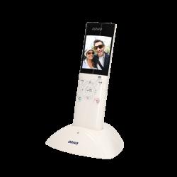 Słuchawka do rozbudowy wideodomofonu HABEO MEMO - OR-VID-XT-1043PMV