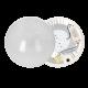 Oprawa oświetleniowa ORNO HELM LED OR-PL-344WLPP4 poliwęglanowy bez osłony