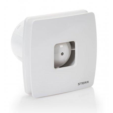 Wentylator łazienkowy STERR LFS100-R