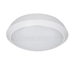Plafon ORNO BRYZA ECO LED OR-PL-363WLPM4 12 W, poliwęglan mleczny
