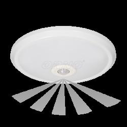 Plafon LED ORNO ZONDA OR-PL-349WLPMR4 12W z czujnikiem ruchu i zmierzchu