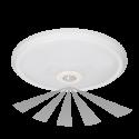 Plafon LED ORNO ZONDA OR-PL-6076WLPMR4 16 W, 4000K z czujnikiem ruchu i zmierzchu