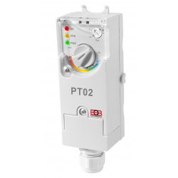 Termostat przylgowy do pomp obiegowych Elektrobock PT02 - przewodowy