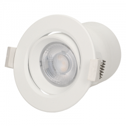 Oprawa sufitowa, podtynkowa, regulowana ORNO SARMA LED OR-OD-6085WLX4, 9W, 4000K ze ściemniaczem