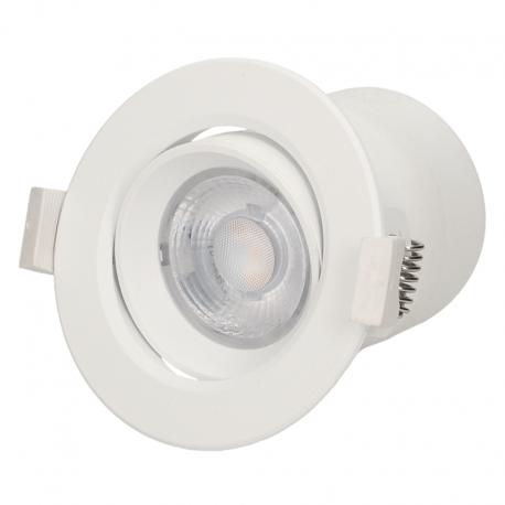 Oprawa sufitowa, podtynkowa, regulowana ORNO SARMA LED OR-OD-6084WLX4, 9W, 4000K