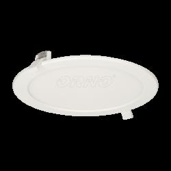 Oprawa sufitowa, podtynkowa ORNO EURUS LED OR-OD-6053WLX3, 20W, 3000K