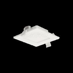 Oprawa sufitowa, podtynkowa ORNO AKMAN LED OR-OD-6054WLX4, 9W, 4000K