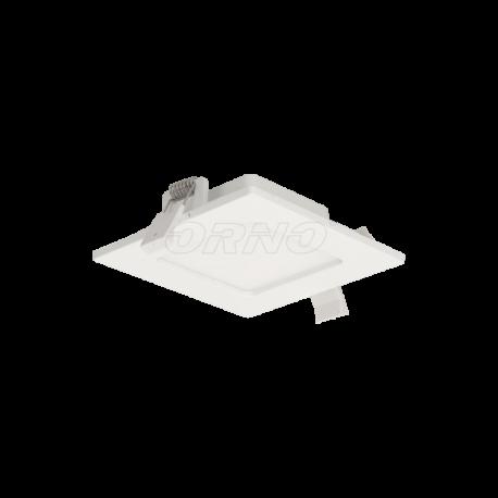 Oprawa sufitowa, podtynkowa ORNO AKMAN LED OR-OD-6055WLX3, 12W, 3000K