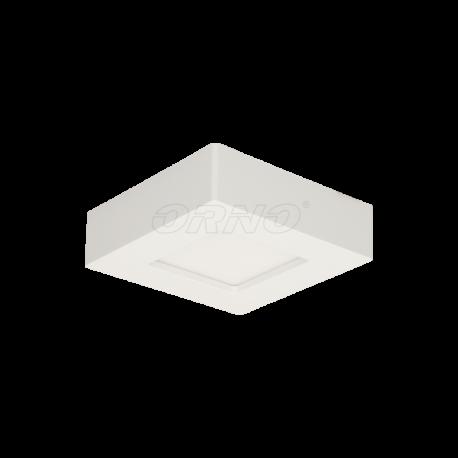 Oprawa sufitowa, natynkowa ORNO LETI LED OR-OD-6060WLX3, 9W, 3000K