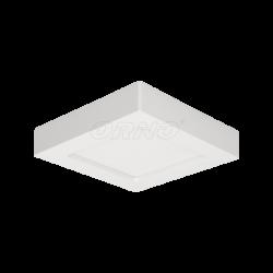 Oprawa sufitowa, natynkowa ORNO LETI LED OR-OD-6061WLX4, 12W, 4000K