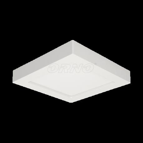 Oprawa sufitowa, natynkowa ORNO LETI LED OR-OD-6062WLX3, 18W, 3000K