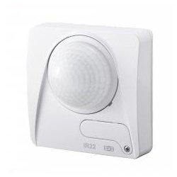 Czujnik ruchu Elektrobock IR22B - 120 - 360° / 3680 W - 3 sensory - ścienny lub sufitowy