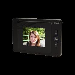 Monitor bezsłuchawkowy LCD 4'' do wideodomofonów ORNO