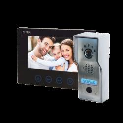 Wideodomofon przewodowy PLUTON BAX 7˝ - dotykowy - VDP-50