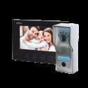 Wideodomofon przewodowy PLUTON BAX VDP-51 7˝ - dotykowy