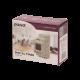 Programator czasowy ORNO OR-PRE-433 na szynę DIN