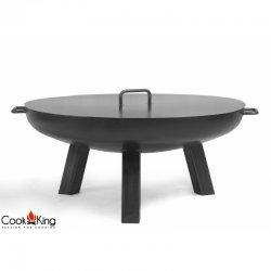 Palenisko ogrodowe z pokrywą CookKing Polo średnica 70 cm