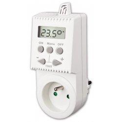 Termostat gniazdkowy Elektrobock TS05 - bez programatora
