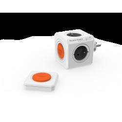 Rozgałęźnik modułowy PowerCube Original Remote + pilot PowerRemote - 2 kolory
