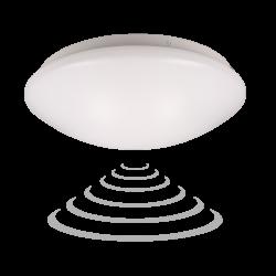 Plafon LED ORNO VEGA I OR-PL-6095WLXMM4 16 W 4000K z czujnikiem ruchu i zmierzchu