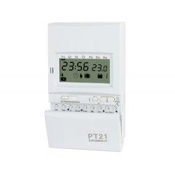 Termostat programowalny Elektrobock PT21 - przewodowy