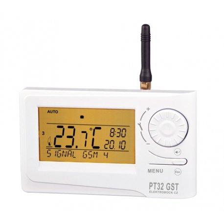 Termostat przewodowy Elektrobock PT32 GST z modułem GSM