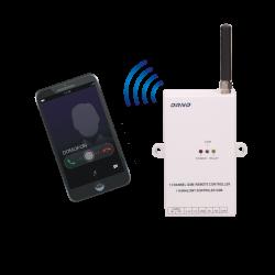 Kontroler GSM ORNO OR-SA-1722 do sterowania bramą, elektrozaczepem, szlabanem itp.