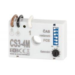 Wielofunkcyjny wyłącznik czasowy Elektrobock CS3-4M - 8 funkcji
