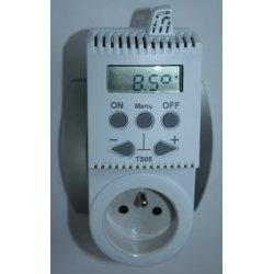 Termostat gniazdkowy Elektrobock TS05