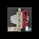 Oprawa schodowa LED ORNO DRACO OR-OS-1529L6, 6000 K, 5 kolorów
