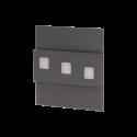 Oprawa schodowa LED ORNO LEPUS OR-OS-1531L6, 6000 K, 5 kolorów