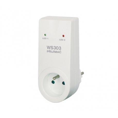 Bezprzewodowy włącznik gniazdkowy Elektrobock WS303
