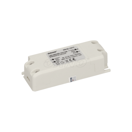 Zasilacz do LED 12 V ORNO OR-ZL-1612, 15W, IP20