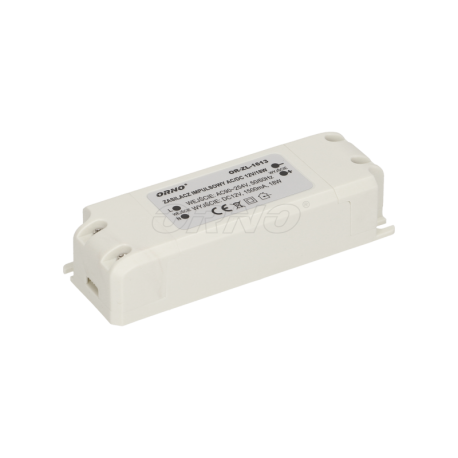 Zasilacz do LED 12 V ORNO OR-ZL-1613, 18W, IP20