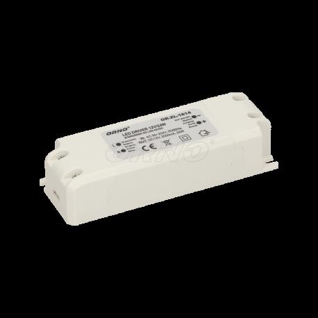Zasilacz do LED 12 V ORNO OR-ZL-1614, 24W, IP20