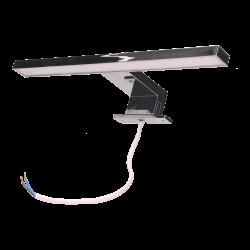 Lampa LED ORNO NORTES OR-OM-6103L4 srebrna na wysięgniku, 5W, 4000K