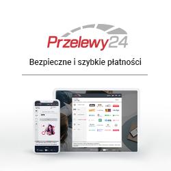 Bezpieczne płatności online z Przelewy24