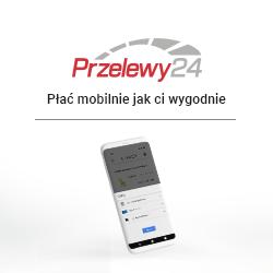 Bezpieczne płatności mobilne z Przelewy24